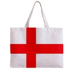 England Flag Tote Bag w/ Zipper.