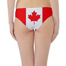 Canada Flag Bikini, Canadian Country Flag Bikini, Canada Flag Swimsuit