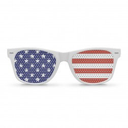 USA Flag Sunglasses
