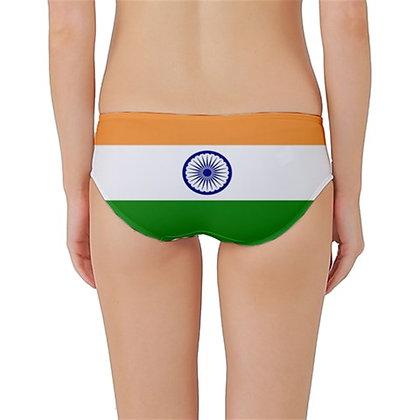 India Flag Classic Bikini Bottoms