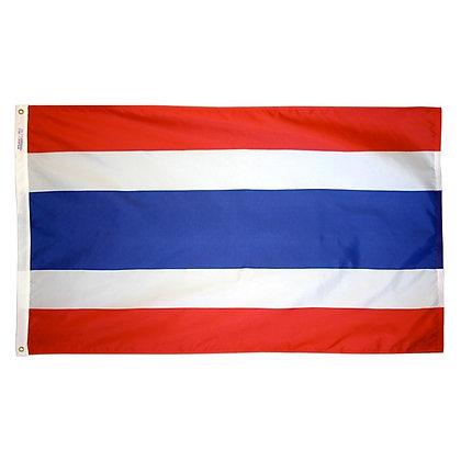 """Thailand Flag """"3x5"""""""