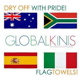 Globalkinis, Canada Flag Bikini, Canada Flag Bikini