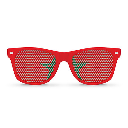 Morocco Flag Sunglasses