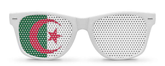 Algeria Flag Sunglasses