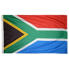 South Africa Flag 3x5, South African Flag 3x5, South Africa Flag, South African Country Flag 3x5