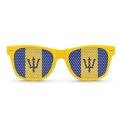 Barbados Flag Sunglasses