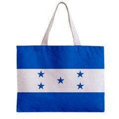 Honduras Flag Tote Bag w/ Zipper.