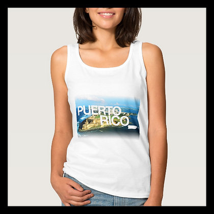 Women's Puerto Rico Tank