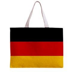 Germany Flag Tote Bag w/ Zipper.