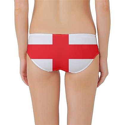 England Flag Classic Bikini Bottoms