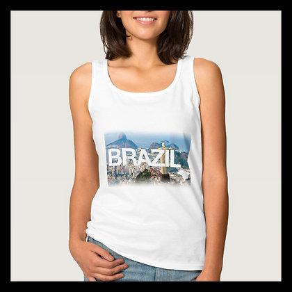 Women's Brazil Tank