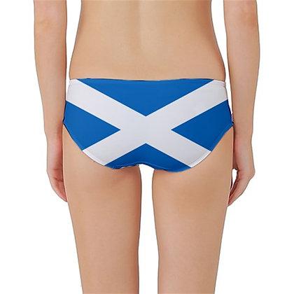 Scotland Flag Classic Bikini Bottoms