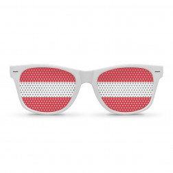 Austria Flag Sunglasses