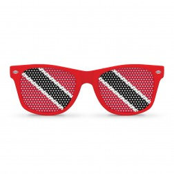 Trinidad Flag Sunglasses