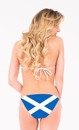 Scotland Flag Bikini Bottoms
