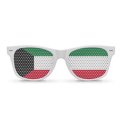 Kuwait Flag Sunglasses