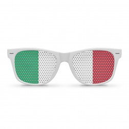 Italy Flag Sunglasses