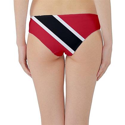 Trinidad & Tobago Hipster Cheeky Bikini Bottoms