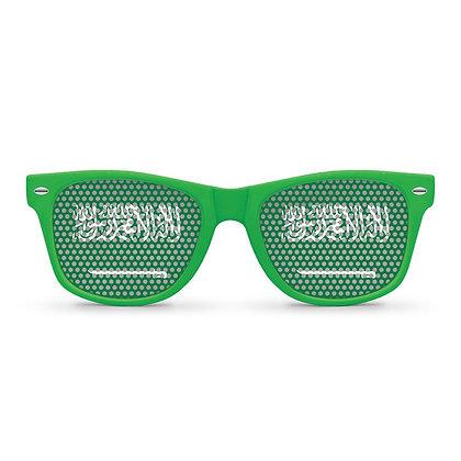 Saudi Arabia Flag Sunglasses