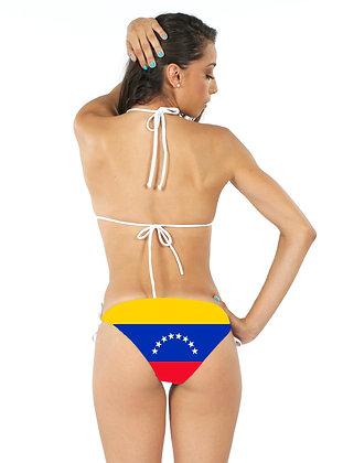 Venezuela Flag Bikini Bottoms