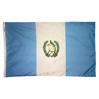 "Guatamala Flag ""3x5"""