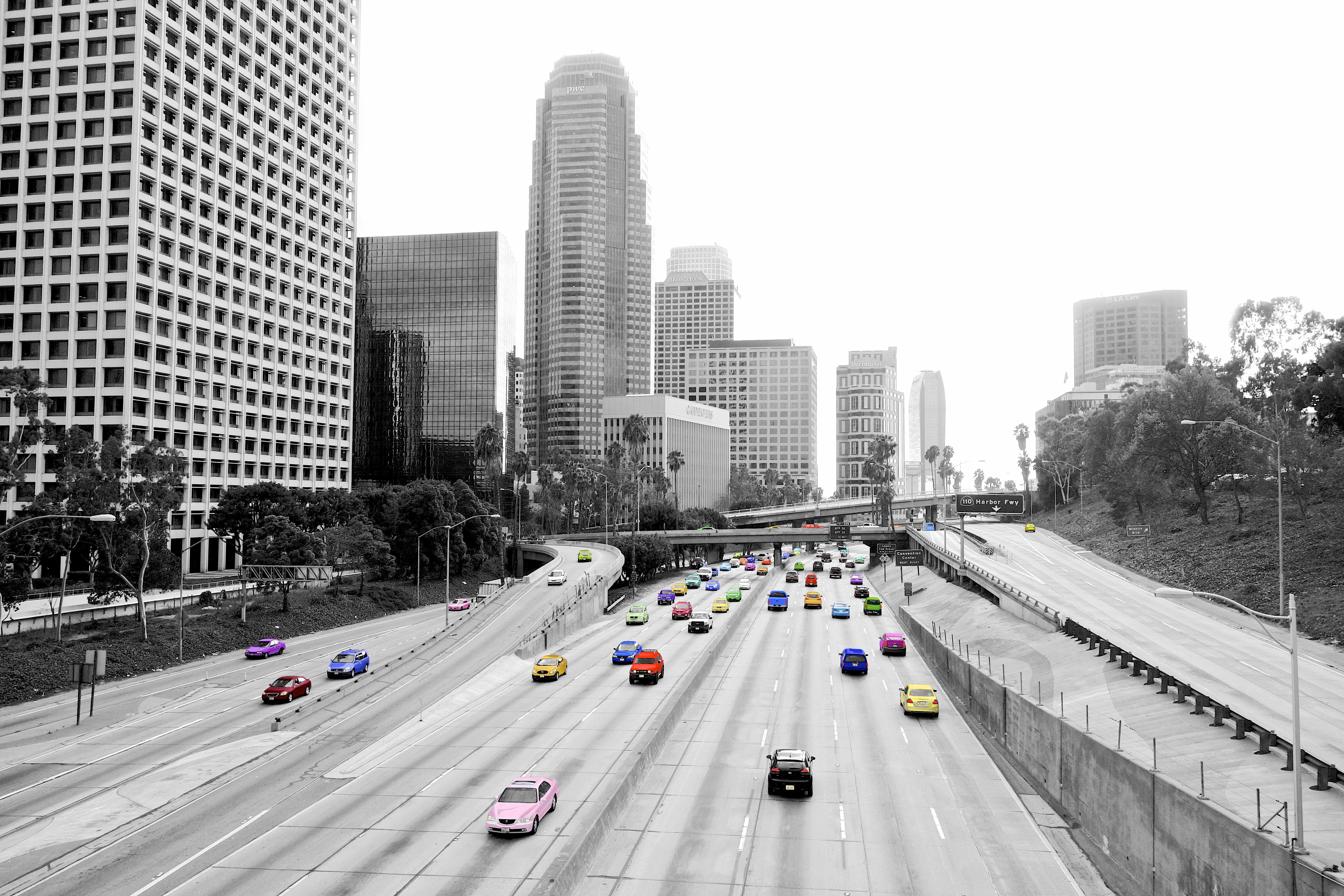 Los Angeles, California 2017