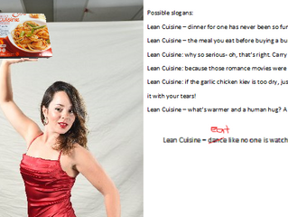 The Queen of Lean Cuisine