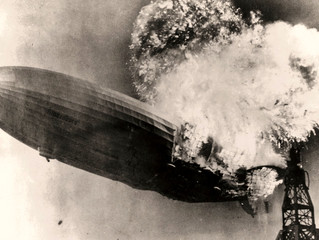 Texting and the Hindenburg Disaster