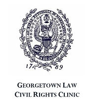Georgetown Law Civil Rights Clinic Logo