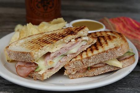 Panini sandwhich