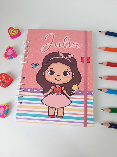 Caderno de Colorir / Atividades - Infantil