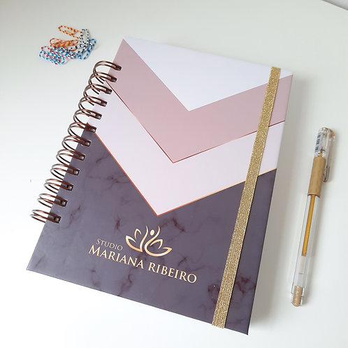Caderno para agendamentos