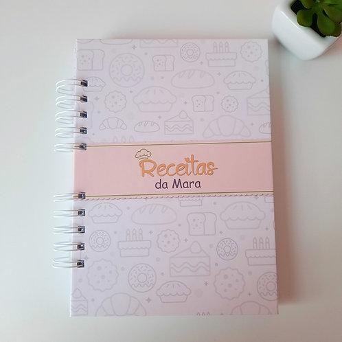 Caderno de Receitas - Cozinha Raiz