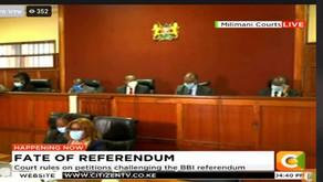 דוקטרינת המבנה הבסיסי של החוקה אומצה בקניה