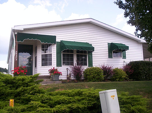 Laurel Awning Company Window And Porch Awnings