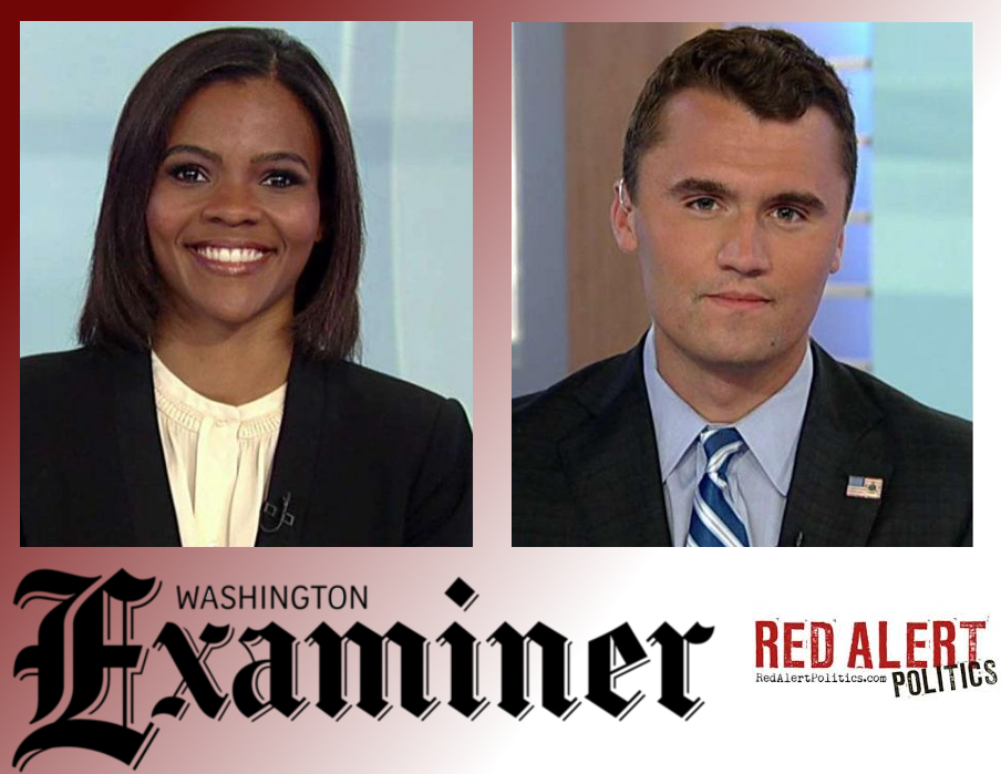 """Anthony Leonardi on the Washington Examiner: """"Charlie Kirk and Candace Owens: Civility in the f"""