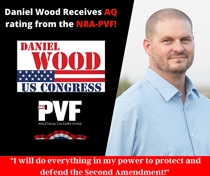 Daniel Wood Recieves AQ rating from the
