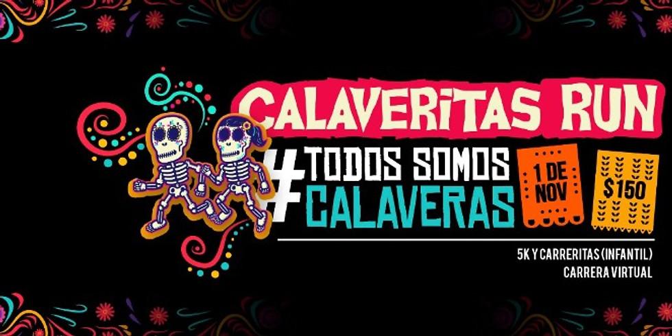 Calaveritas Run #TodosSomosCalaveras