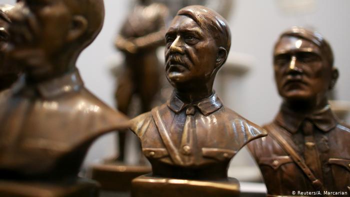 Museu do Holocausto na Argentina revela relíquias nazistas