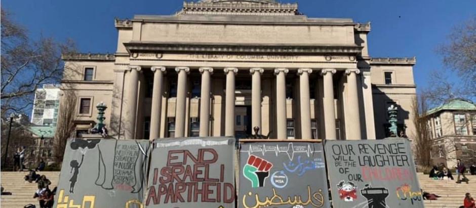 Grupo pró-palestino de Harvard recebe palestrantes do BDS na Semana do Apartheid de Israel