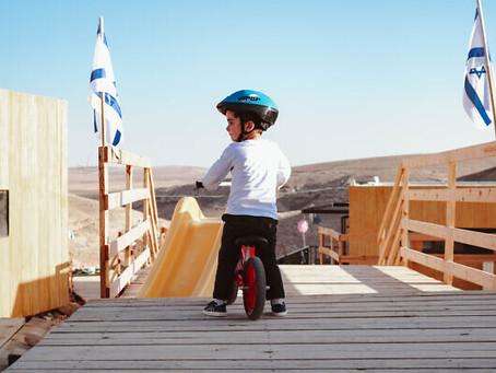 Para os pioneiros sionistas do século 21, é preciso uma 'eco-vila' fora da rede