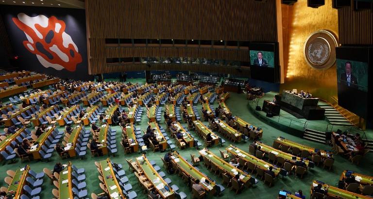 A ONU pede aos palestinos que interrompam o discurso de ódio contra israelenses