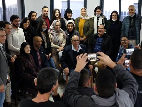Influenciadores árabes visitam Israel