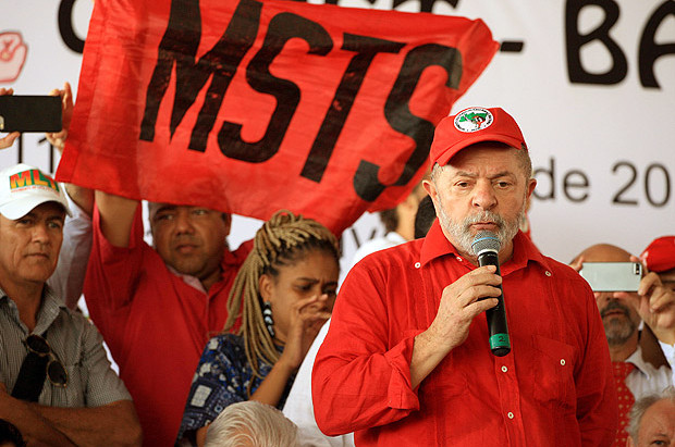 Carta Aberta ao PT            e ao MST