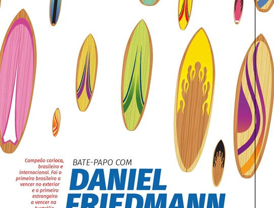 Bate-Papo com Daniel Friedmann na Hebraica