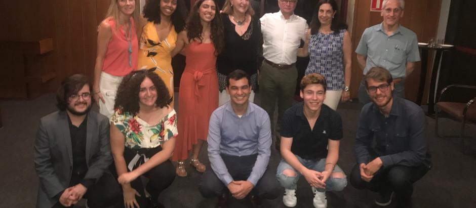 Weizmann Talks 2019:  as bolsas para estudantes do Instituto Weizmann de Ciências