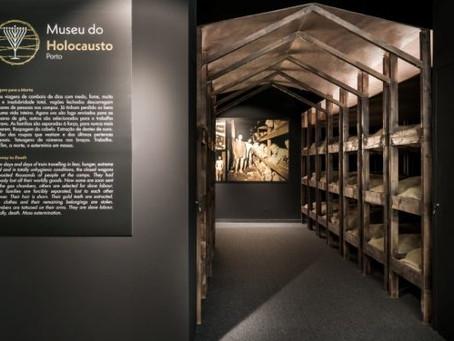 Museu do Holocausto vai ser inaugurado no Porto