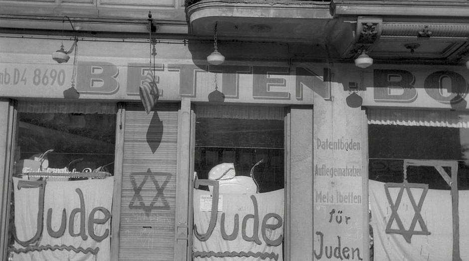 Marcha da Vida        ilumina a Kristallnacht com nova campanha