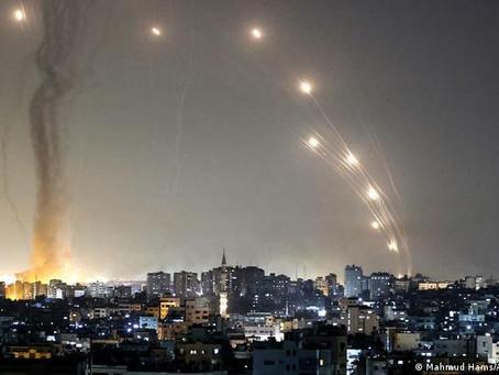 Israel tem direito de se defender dos ataques do Hamas