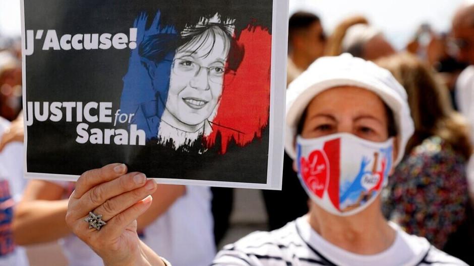 O que o caso Sarah Halimi e os protestos atuais significam para os judeus franceses